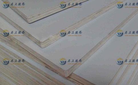 复合贴面板台面材料
