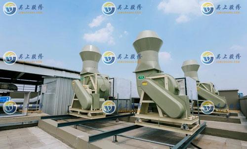 [通风管道工程]实验室通风系统风机噪声治理方法分析